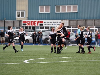 Women's Football in Perthshire