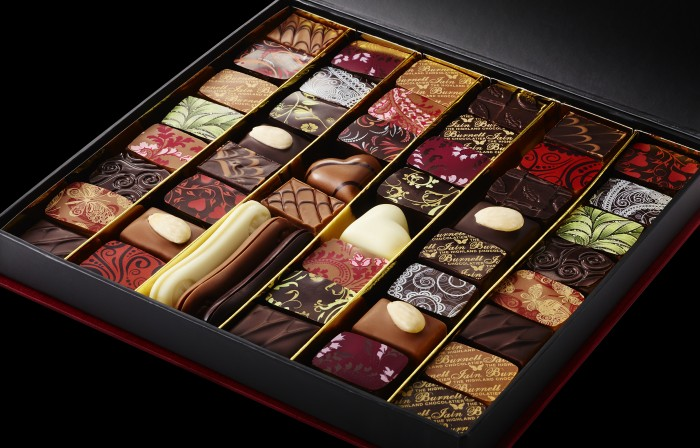 Known as The Highland Chocolatier, Master Chocolatier Iain Burnett has received over 40 awards
