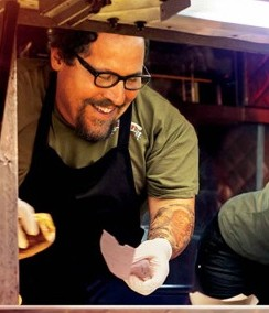 "Perth Marie Curie Fundraising Group are hosting a film night on the 27th September at the recently refurbished Forty Four Bar and Late Lounge on Atholl St.  They will be screening the comedy drama ""Chef"" directed by Jon Favreau of ""Swingers"" and ""Iron Man"" fame and starring Dustin Hoffman."