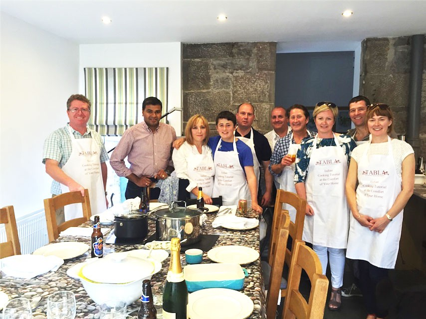 WIN two places for a Cook School experience worth £200 at Praveen Kumar's Indian Cook School