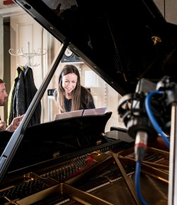 International Success for Local Composer