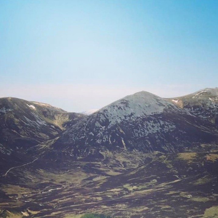 With 28 Munros throughout Perthshire, a wide range of other mountains and hills