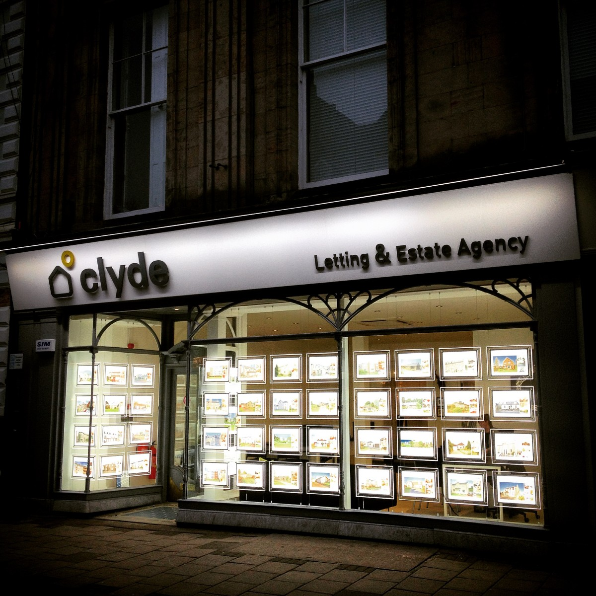 Covering all areas of Perth and Perthshire from their branch in George Street open 7 days a week.