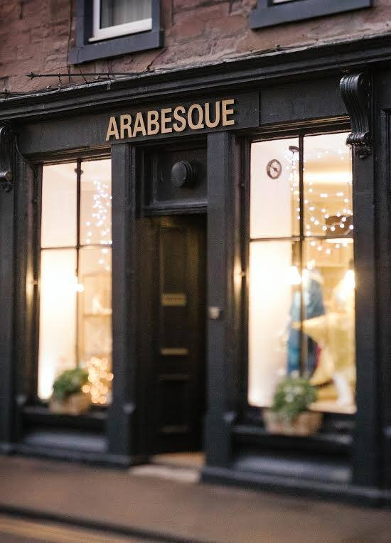 Arabesque LoveFest - Front of Shop