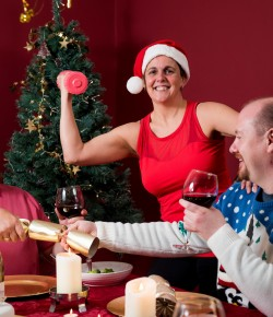 Christmas and Hogmanay is just 10 weeks away, and if you want to avoid the January rush to the gym it might be worth looking at Live Active Leisure's Fit for Festive membership. Read all about it and get yourself in shape, earning yourself the right to go for second helpings on Christmas Day!