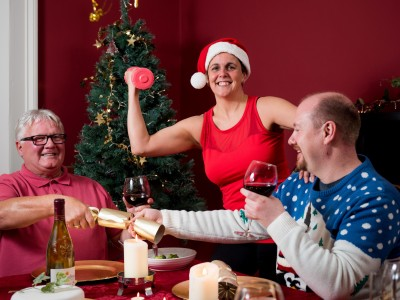 Feel Fit for Christmas