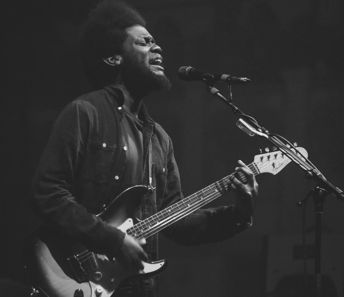 Review Of Michael Kiwanuka At Perth Concert Hall