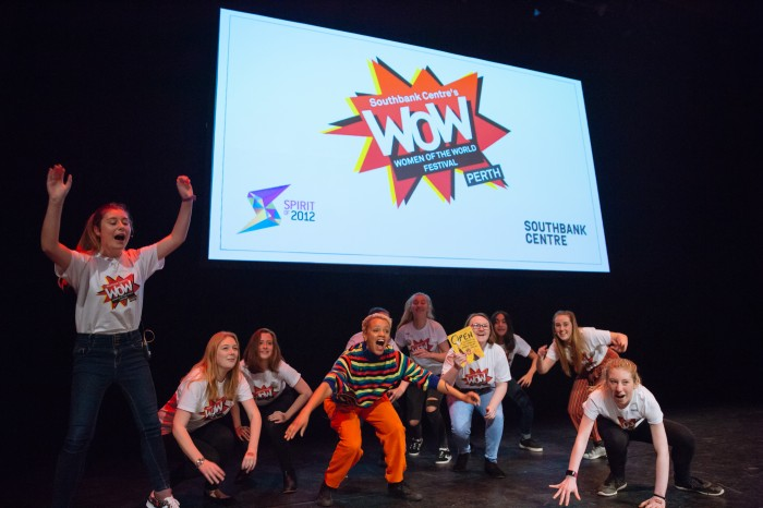 WOW GALLERY 2017- WOWSERS TAKE THE STAGE