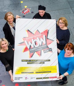 Get involved in shaping this year's Women of the World Festival by taking part in the WOW Thinkins!