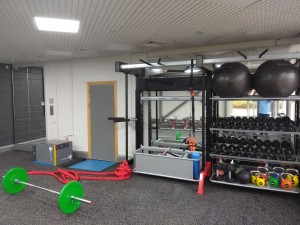 A brand new strength and conditioning gym is opening at the Strathearn Community Campus on Wednesday 15th November.