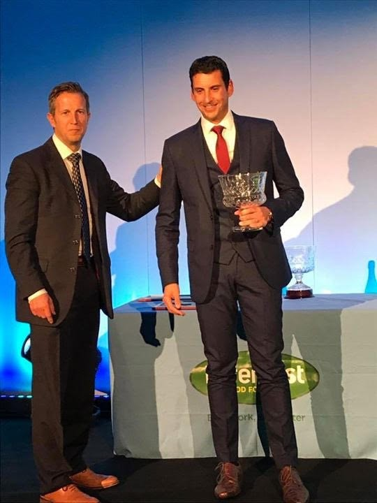 Niall McGill - Foremost Golf Awards