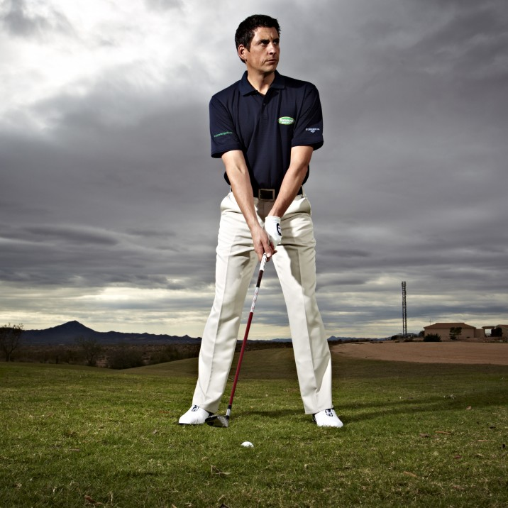 Perth's golfing community are often seeking the expert advice of the region's go-to golf professional, Niall McGill.