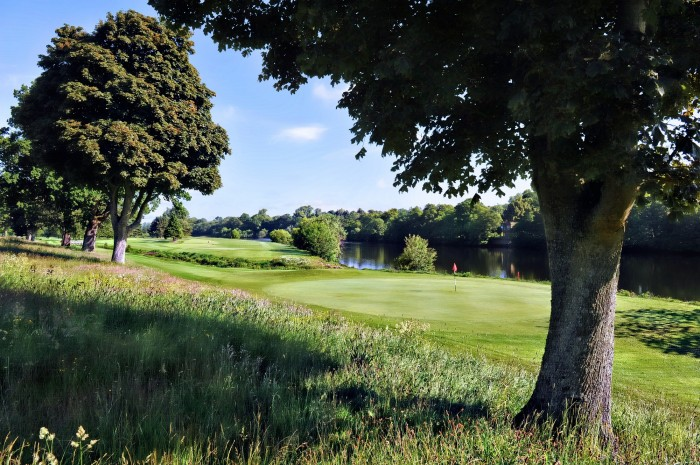 Niall McGill - North Inch Golf Course Green