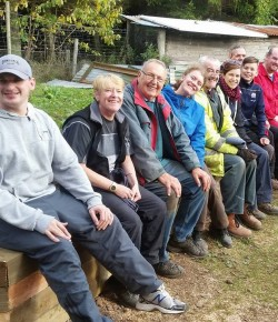 The Southton Smallholding is based at the Bield at Blackruthven and helps people who suffer from learning disabilities, mental health difficulties or other problems to gain valuable work experience by helping the day-to-day running of the site.