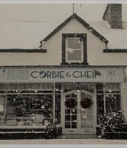 Corbie & Cheip: Stollen The Christmas Show