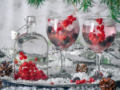 Redcurrant Infused Gin