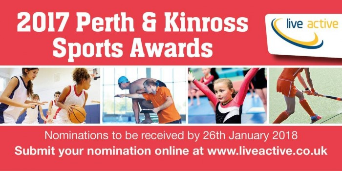 Perth and Kinross Sports Awards 2017