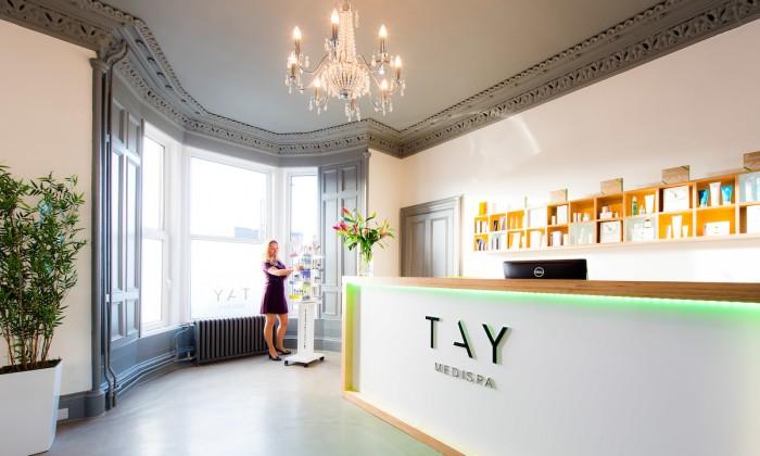 Wellbeing 2018 - Tay Medispa foyer