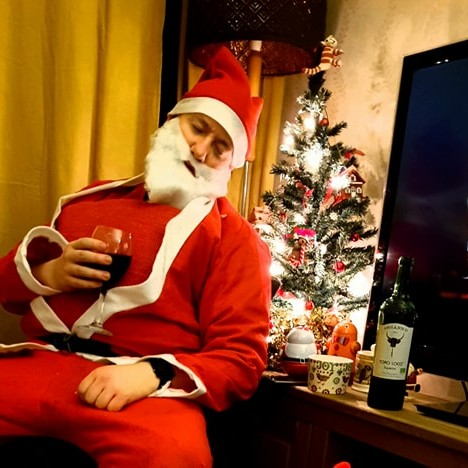 Santa Claus drops into Perth for a quick chat about his career, his legacy and his free time.