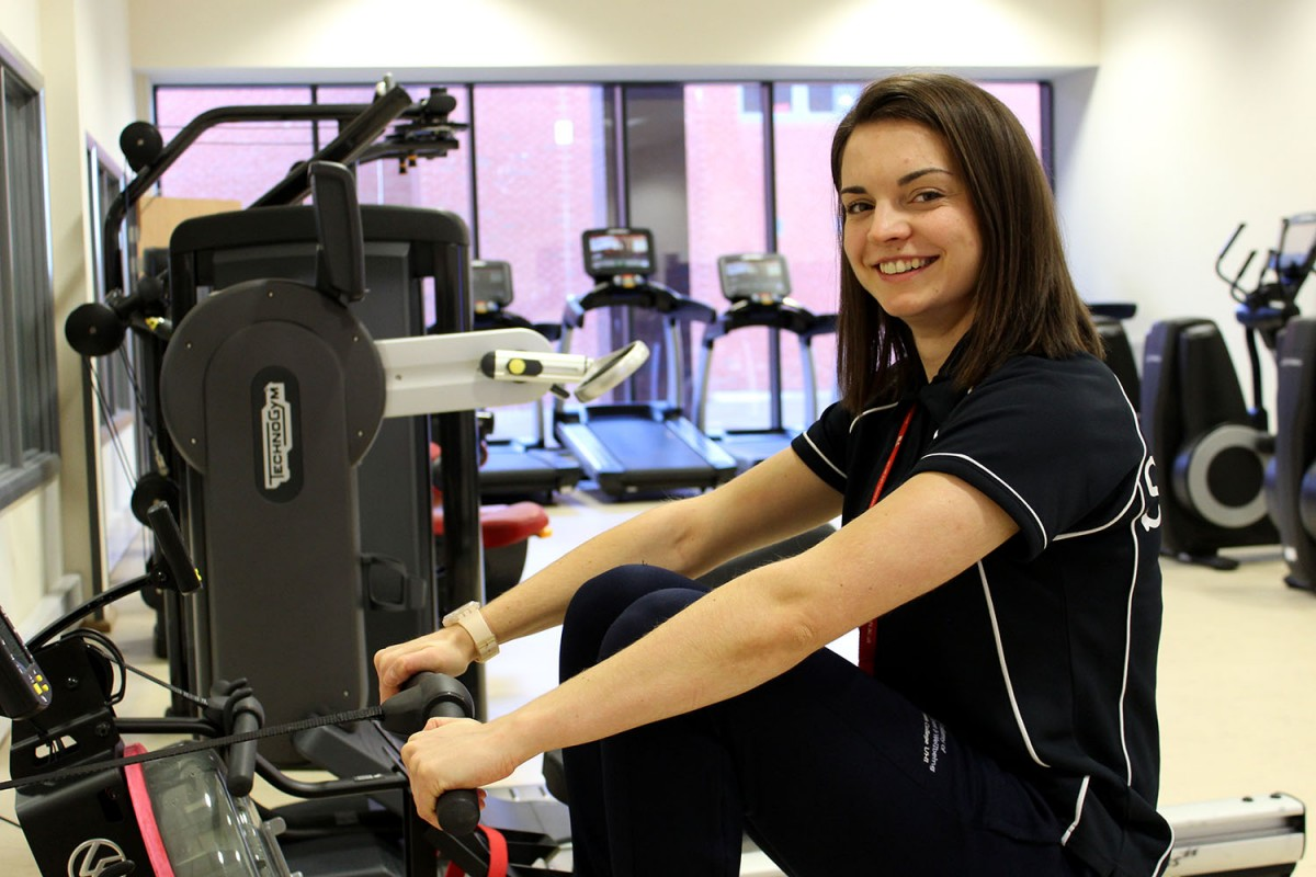 The Academy of Sport & Wellbeing Gym is now open to the public and they would like to welcome local people to try out their fitness facilities for free !