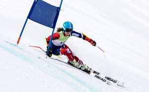 Perthshire's Charlie Guest is a professional skier hoping to represent Great Britain at the Winter Olympics.