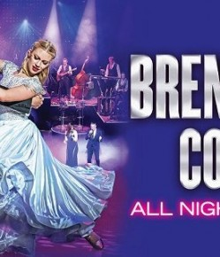 Strictly Come Dancing's Brendan Cole takes to the stage to wow audiences with his latest spectacular production, All Night Long.