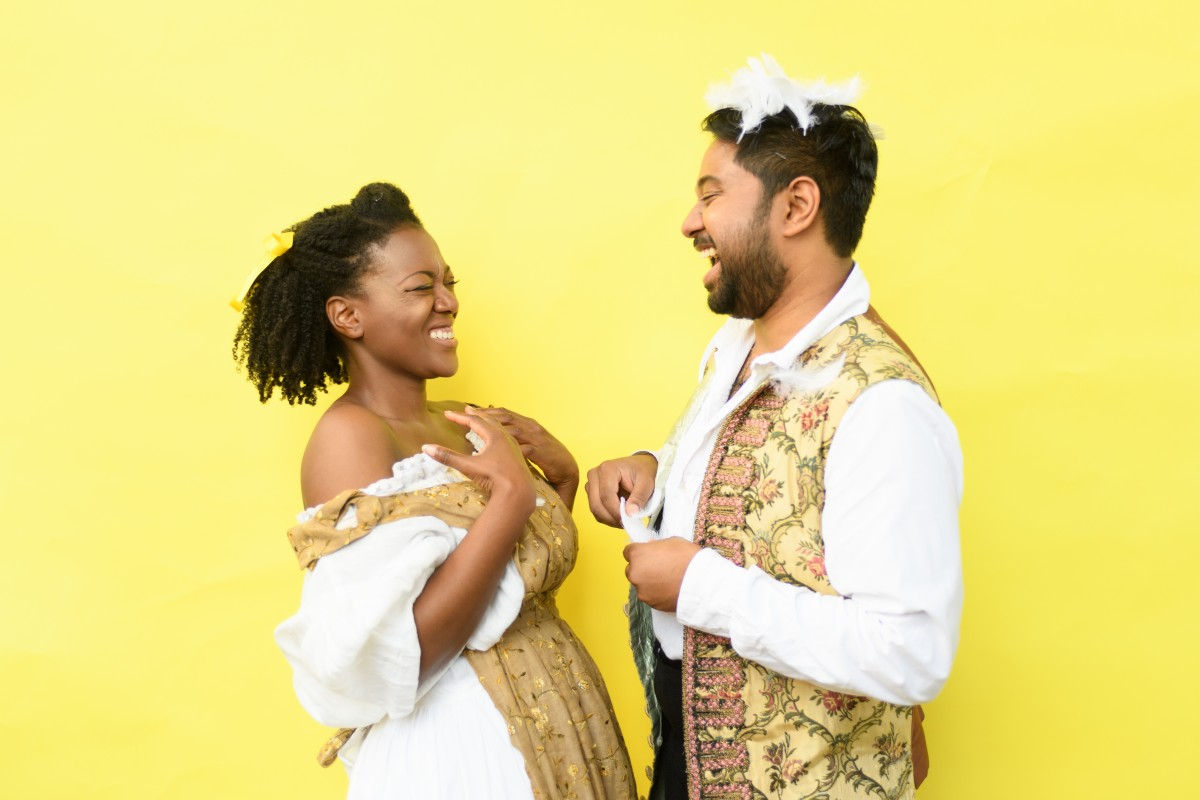 English Touring Opera presents an energetic new production of one of the world's most beloved operas, Mozart's classic comedy The Marriage of Figaro.