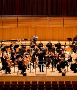 Royal Northern Sinfonia, Orchestra of Sage Gateshead, is the UK's only full-time chamber orchestra.