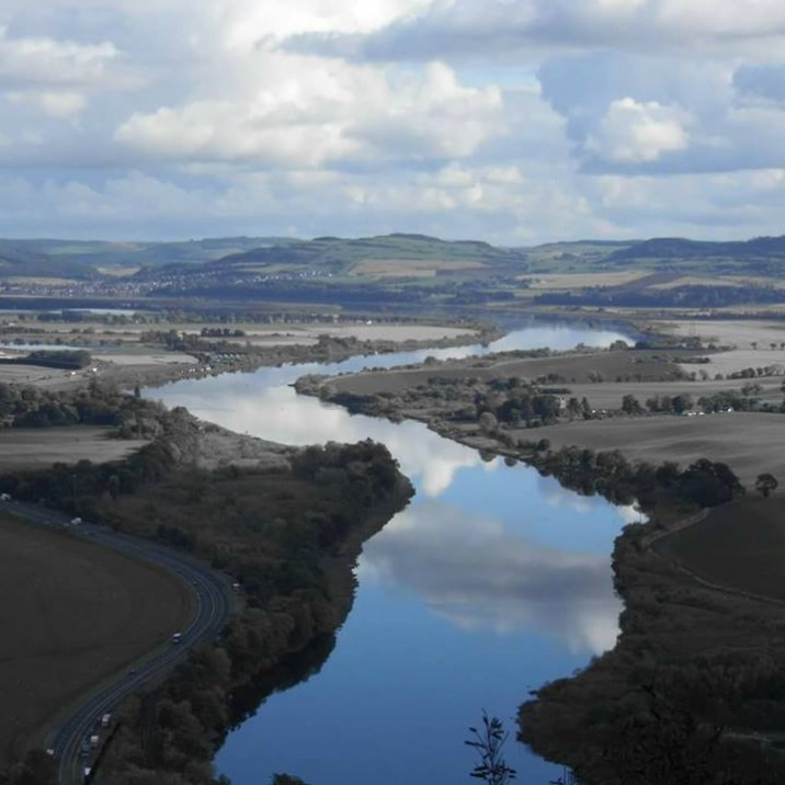 The winding Tay