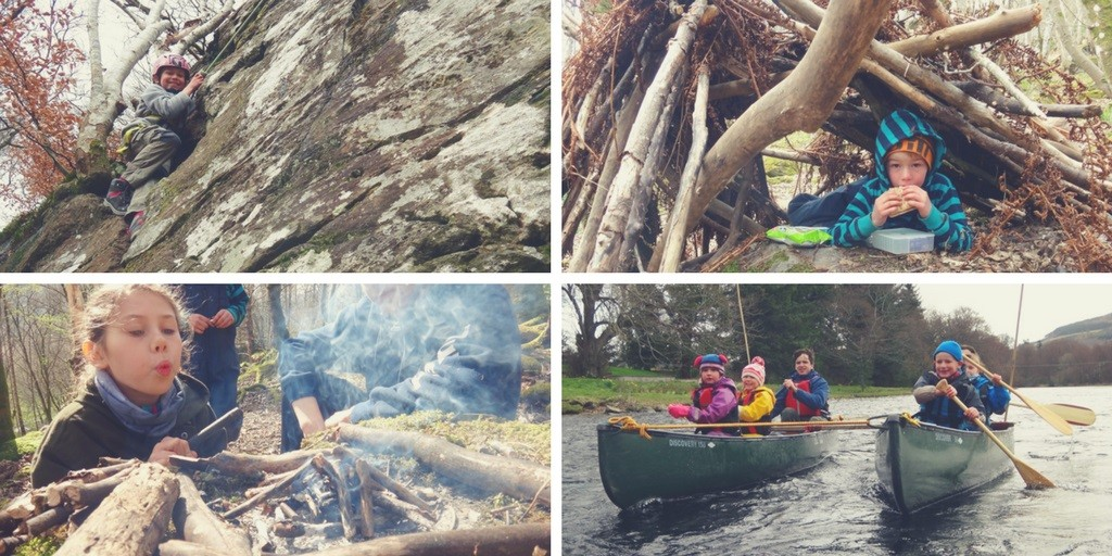 Fill the Easter Holidays with outdoor adventures!