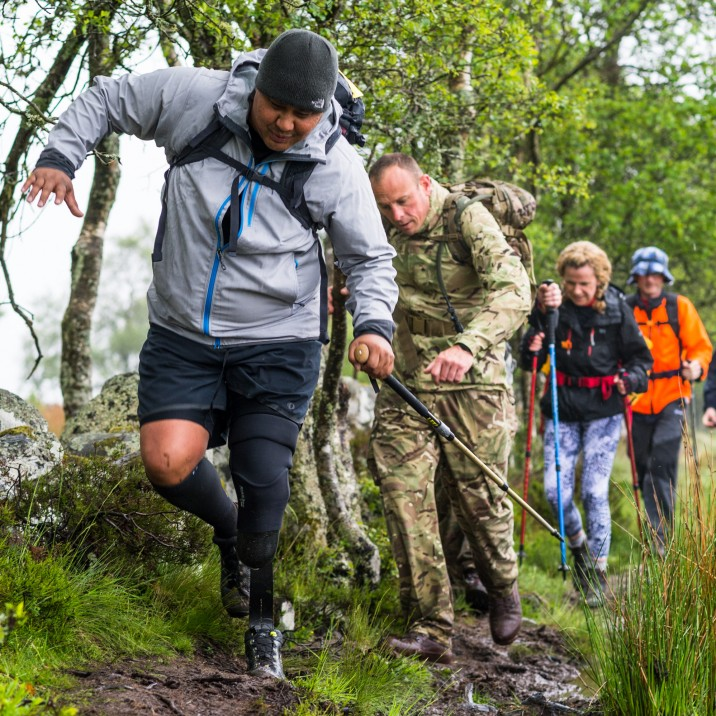 This year the Cateran Yomp is back and bigger than ever.  Check out our pics from last year.