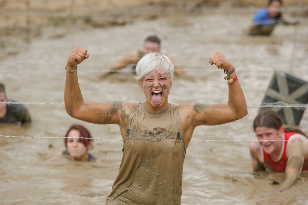 Do you fancy taking on a physical challenge with a bit of a difference this year?