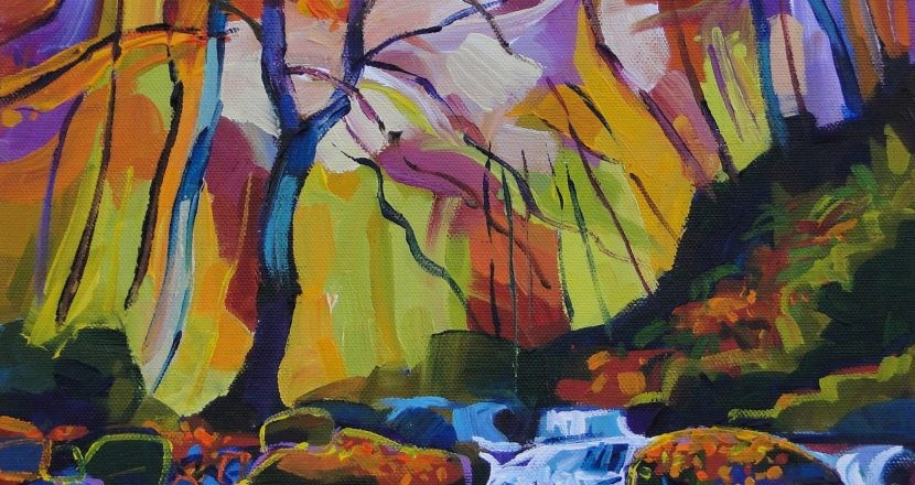 A special exhibition of the ever popular Perthshire Open Studios Artists.