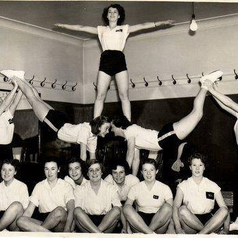 EARLY 50'S RAILWAY ATHLETICS CLUB