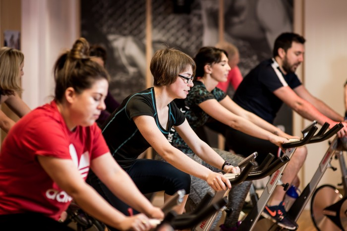 Les Mills RPM is available as a virtual class across Perth & Kinross.