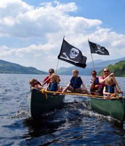 They specialise in adventures, big and small, in the great outdoors.