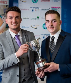 Ben Scoops Sports Award