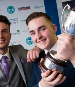 Finalists for the Perth and Kinross Sports Awards