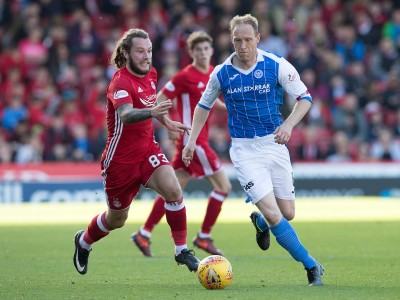 Saints Head to Pittodrie