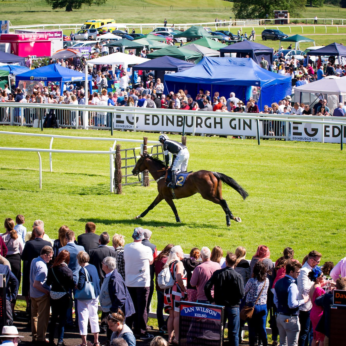 It's one of the highlights of the racing season – The Gold Cup!