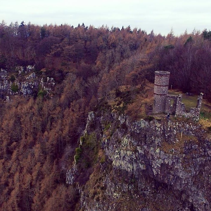 Kinnoull Hill and Tower