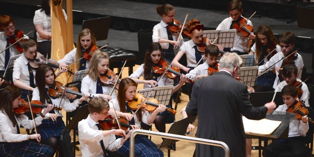Perth Youth Orchestra will be taking to the stage this April in Perth.