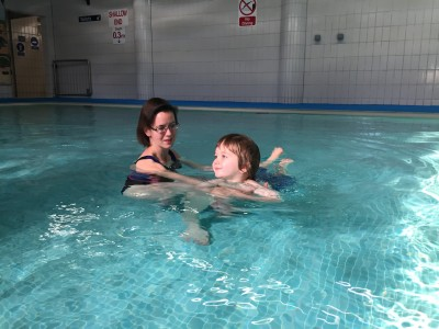 Learn To Swim at Perth Leisure Pool