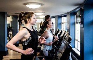 Getting active and exercising is proven to reduce stress and can be beneficial for school kids about to sit exams.