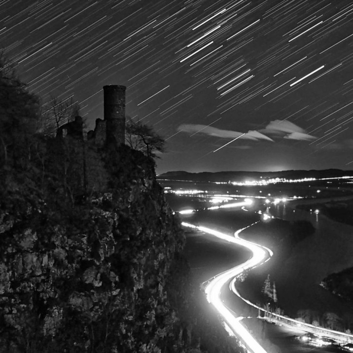 Kinnoull Hill is out of this World!