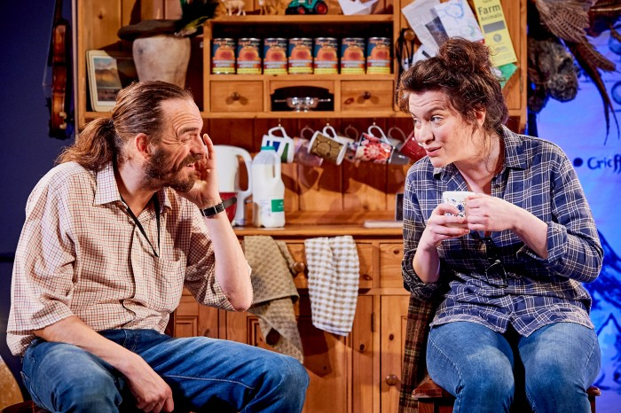 In spring last year Perth Theatre's Artistic Director Lu Kemp and playwright Kieran Hurley set off around rural Perthshire to speak with the people who live on this