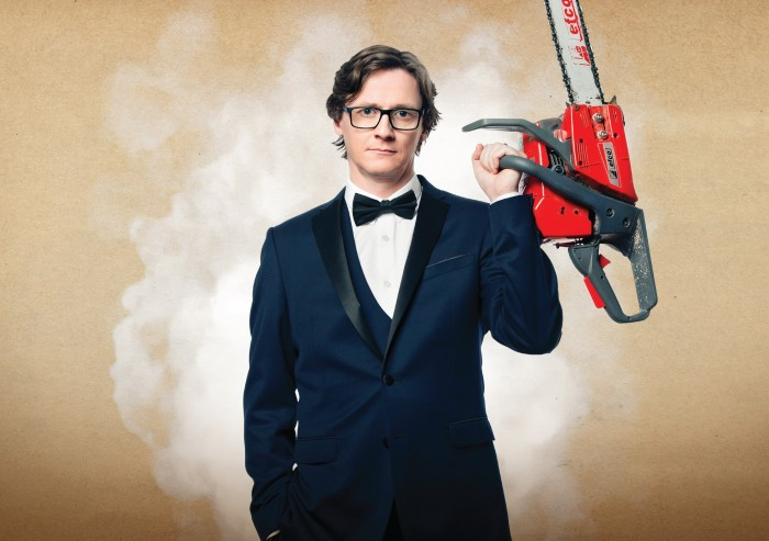Is life that bad or have we good reason to complain about it? Ed Byrne: Spoiler Alert takes us on a hilarious journey observing every day life of our spoilt generation