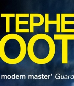 Join award winning crime novelist Stephen Booth at Loch Leven Community Library as he talks about his best-selling Cooper and Fry series.