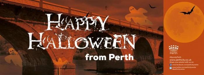 City Of Perth Halloween Night at