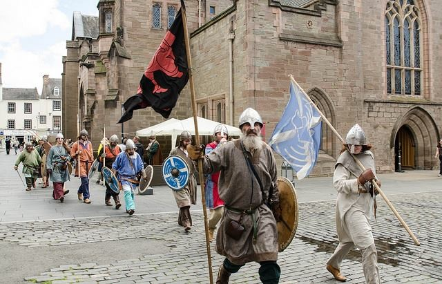 Come hither and celebrate Perth's ancient roots with an exciting day of free events and activities in the City Centre as Perth's Medieval Fayre returns for its 5th year to Perth City.